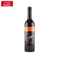 【1919酒类直供】黄尾袋鼠梅洛(美乐)红葡萄酒 澳大利亚进口 750ml