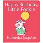 Little Pookie Happy Birthday 小布奇生日快乐 英文原版儿童绘本