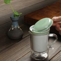 尚帝 梅子青瓷耐玻璃红茶壶140506-060DYPG