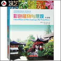 彩色植物与景观 木本卷 应用介绍与景观设计案例赏析 书籍