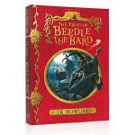 英文原版小说The Tales of Beedle the Bard 诗翁彼豆故事集 哈利波特系列外传 作者 J.K.