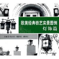 灯饰篇/欧美经典铁艺实景图例 冯小川,张跃志,唐结红 9787802275522
