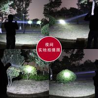 LED强光充电小头灯头戴式超亮锂电迷你手电筒矿灯夜钓鱼户外电灯