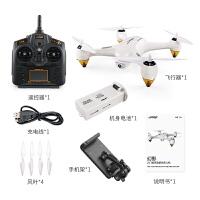 有摄像头的无人机拍照飞机专业X3高清航拍飞行器智能GPS婚庆户外大型航模 白色 有1080P摄像航拍