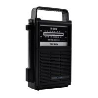 包邮!德生收音机R-206 调频/中波 FM/AM 收音机 老年人收音机