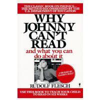 【预订】Why Johnny Can't Read? And What You Can Do About It