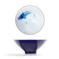 【热卖新品】杯陶瓷单个青白瓷茶盏小号单只功夫茶杯子主人单杯景德镇茶具