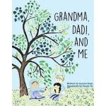 【预订】Grandma, Dadi, and Me