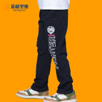 秋冬青少年中大童英格里奥童装男童春装新款儿童运动裤长裤LLB483