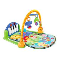 费雪(Fisher Price) 琴琴婴儿健身器 婴儿脚踏钢琴健身架 W2621 婴幼儿玩具0-1岁 W2621