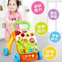 床铃优乐恩婴幼儿童玩具车学步车宝宝可坐骑音乐溜车可以一件 不限
