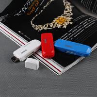 USB2.0高速多合一多功能读卡器SD TF MS卡三合一读卡器