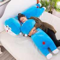 多啦a梦公仔叮当猫毛绒玩具玩偶布娃娃床上睡觉抱枕生日礼物女生