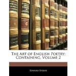 【预订】The Art of English Poetry: Containing, Volume 2