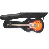 vorson 电吉他 电吉他琴盒 琴箱轻体琴 箱子 电吉他琴盒 琴盒 电吉他轻体盒 电吉他硬盒 双肩背包