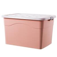 收纳箱塑料特大号家用玩具收纳箱衣服收纳箱车载收纳盒衣物整理箱