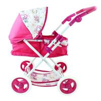 大号婴儿小推车 娃娃宝宝仿真过家家玩具 女孩女童儿童玩具手推车