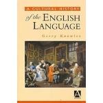【预订】A Cultural History of the English Language