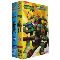 儿童卡通片DVD光盘 TURTLES 忍者龟 忍者神龟 10DVD动画片