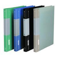 Shuter 树德文具/S402A 标准型文件夹 双强力夹 A4 190g