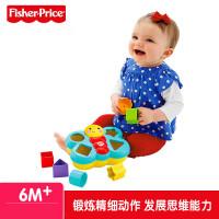 小蝴蝶配对盒CDC22 积木玩具形状配对儿童玩具-2周岁抖音 天蓝色