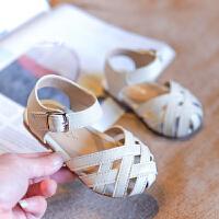 1-3岁婴幼儿软底学步鞋女宝宝公主鞋子夏季小童单鞋婴儿凉鞋