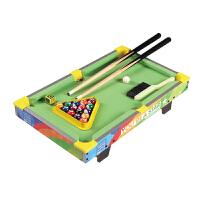 儿童桌球小台球玩具益智大号家用台球桌迷你桌面男孩小孩
