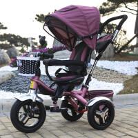 儿童三轮车自行车婴儿手推车儿童推车童车zf05