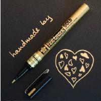 日本樱花SAKURA油漆笔(金色 银色 白色)高光笔 签名笔 手绘高光用