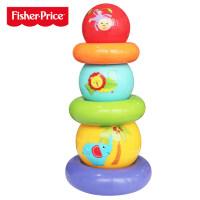 球彩虹叠叠球叠叠乐手抓球婴儿球类玩具球6-2个月宝宝玩具抖音