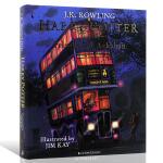 哈利波特阿兹卡班的囚徒Harry Potter and the Prisoner of Azkaban 英文原版小说