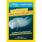 【预订】National Geographic Kids Chapters: The Whale Who Won He