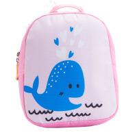 智高 ZG-8462 鲸鱼 男童宝宝儿童书包 可爱卡通玩具双肩背包 当当自营