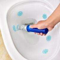 意大利进口DUCK马桶开花洁厕剂卫生间芳香清新剂洁厕凝胶厕所除臭