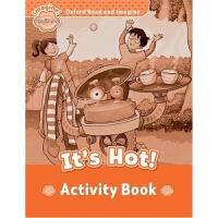 预订Oxford Read and Imagine: Beginner: It's Hot! Activity Book