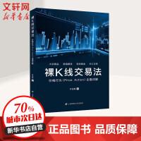 裸K线交易法:价格行为(PRICE ACTION)全面详解 上海财经大学出版社