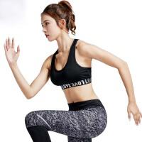 女士运动文胸健身瑜伽跑步防震塑形美背无钢圈bra