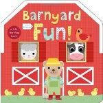 Little Friends: Barnyard Fun! Board Book