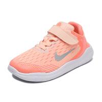 耐克18新款鞋舒适透气休闲鞋AH3455-800粉色2.5Y/34码
