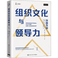 组织文化与领导力 第5版 中国人民大学出版社