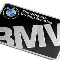 宝马车贴金属汽车装饰创意3D立体划痕遮挡3系5系车身贴外饰品