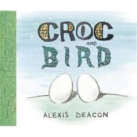 预订Croc and Bird