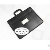 昂特9938手提文件袋 多层手提包 公文包 会议包 带插名片 可印刷