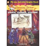 Geronimo Stilton Graphic Novels #16: Lights, Camera, Stilto
