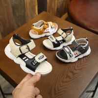 2019夏季新款宝宝鞋子1-2-3岁婴儿学步鞋宝宝凉鞋男童软底鞋
