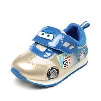 【年�� 3折后29.1元】鞋柜&迪士尼 魔�g�N中小童防滑男童鞋�\�有�---
