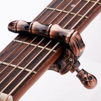 20190619005713276吉他夹子变调夹民谣吉他创意个性可爱调音器变调夹二合一通用