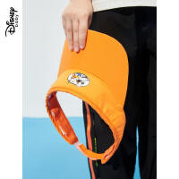 【99元3件:33元】迪士尼男童休闲帽2021新款洋气儿童宝宝卡通梭织帅气太阳帽子