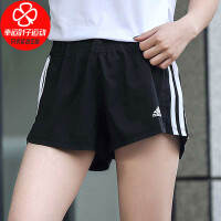 Adidas/阿迪达斯女裤新款运动裤跑步训练宽松舒适透气耐磨休闲短裤EC0475