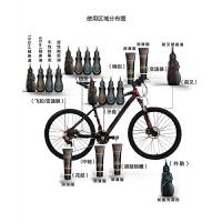 山地车润滑油自行车链条油洗链器清洗剂去污除锈剂清洁保养套装